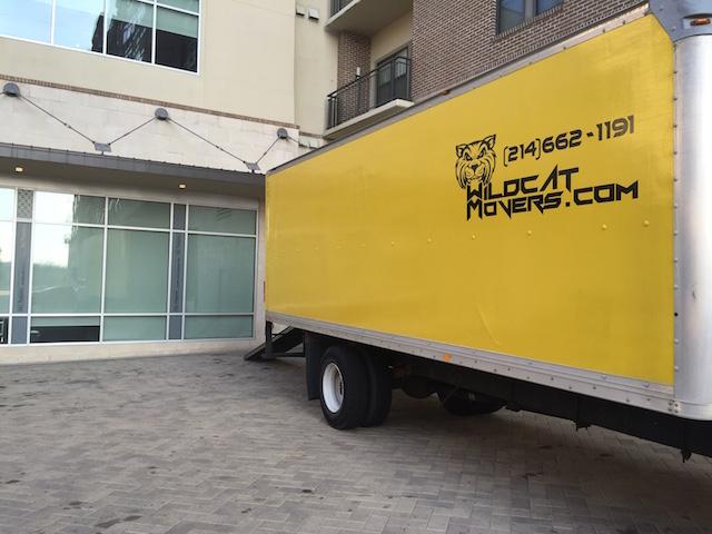 Wildcat Movers Plano Addison Dallas Moving